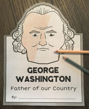 George washington biography essay