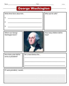 George Washington Research