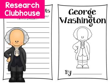 George Washington Research Book
