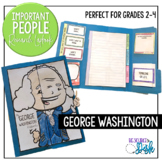 George Washington Research Lapbook