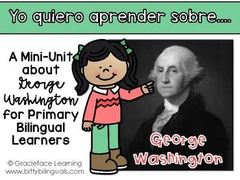 George Washington Spanish – Soy el padre del país
