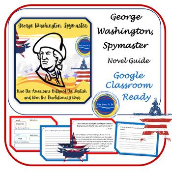 George Washington, Spymaster - Lesson Plan