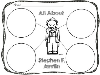 George Washington & Stephen F. Austin Mini Comparison Unit