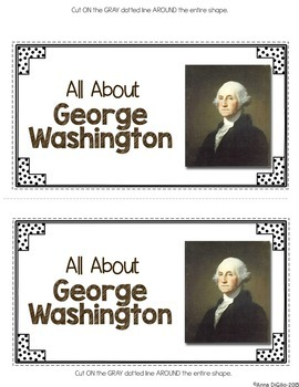 George Washington Tab-Its™ FREEBIE