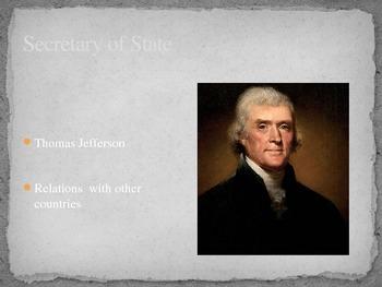 George Washington Takes Office