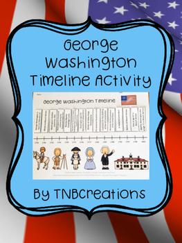 George Washington Timeline Activity