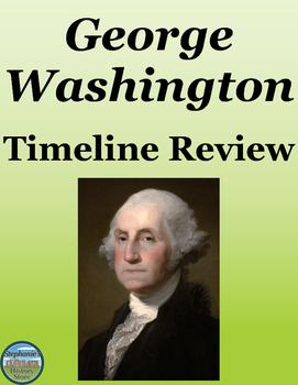 George Washington Timeline Review