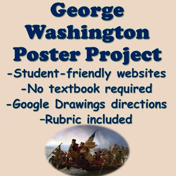 George Washington Biography Project