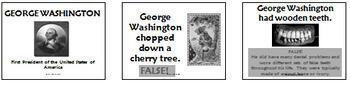 George Washington's Presidency - A Complete Unit