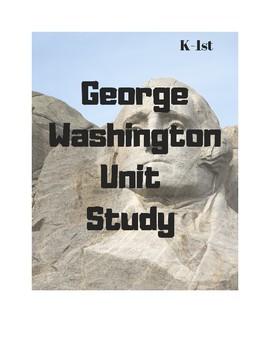 George Washington Unit Study
