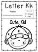 George Washington Visits, Centers and Printables, Kindergarten Unit 3, Week 3