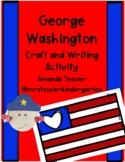 George Washington Writing Activity and Craft