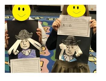 George Washington Writing Craft/Actividad escritura