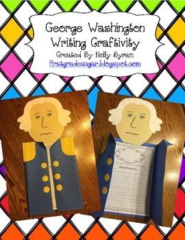 George Washington Writing Craftivity