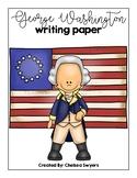 George Washington Writing Sheets