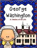George Washington - a Timeline