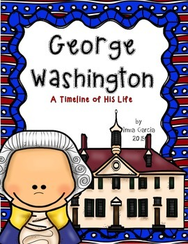George Washington - a Timeline