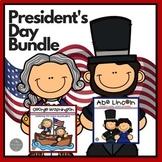 George Washington and Abraham Lincoln Bundle