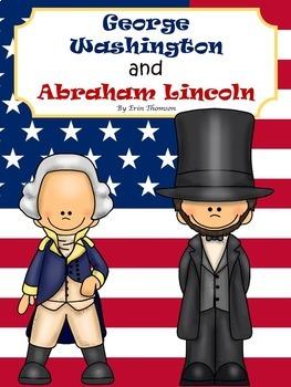 George Washington and Abraham Lincoln Mini Unit