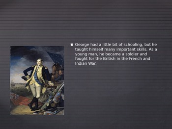 George Washington and Abraham Lincoln Powerpoint
