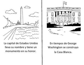 George Washington book in Spanish