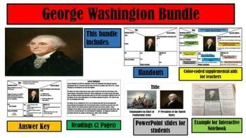 George Washington bundle
