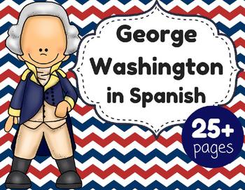 George Washington in Spanish (El dia de los presidentes)