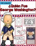 George Washington, Presidents Day in SPANISH