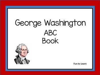 George Washington's    ABC Book