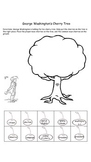 George Washington's Cherry Tree Noun Sort