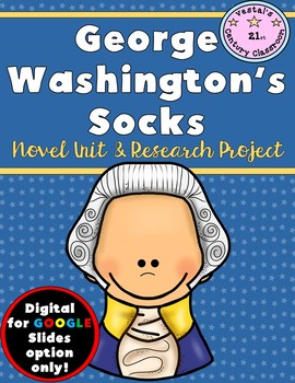 George Washington's Socks {Digital Format Only}