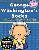 George Washington's Socks {PDF & Digital Included}