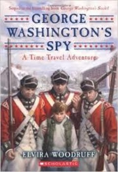 George Washington's Spy- Comprehension Questions chapter b