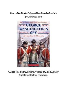George Washington's Spy Literature Packet
