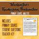 George Washington's Thanksgiving Proclamation Primary Source Analysis