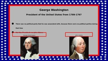 George Washington:First President of the New Nation Part 1
