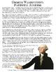 George Washington's Farewell Address Analysis Worksheet