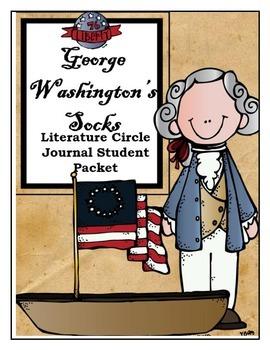 George Washington's Socks Literature Circle Journal Student Packet