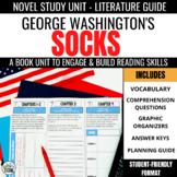 George Washington's Socks Novel Study Unit