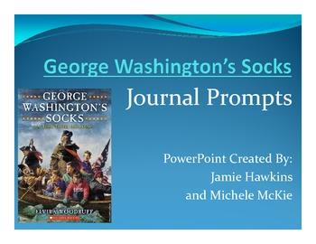 """George Washington's Socks"" Persuasive Journal Topics (PREVIEW)"