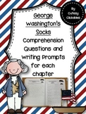 George Washington's Socks- Questions and Writing Response Activities Unit