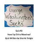 George Washington's Socks Quiz #2