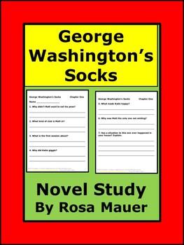 George Washington's Socks Reading Comprehension Questions