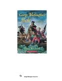 Comprehension Packet George Washington's Socks by Elvira Woodruff