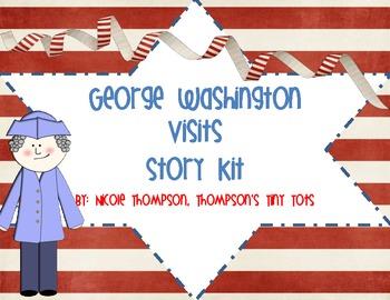 George Wasington Visits