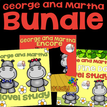 George and Martha BUNDLE