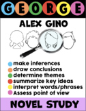 George Novel Study Alex Gino