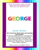 George by Alex Gino Reading Novel Literature Study Guide T