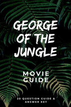 George of the Jungle Movie Guide