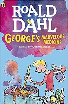 George's Marvellous Medicine - 50 Question Multiple Choice Quiz